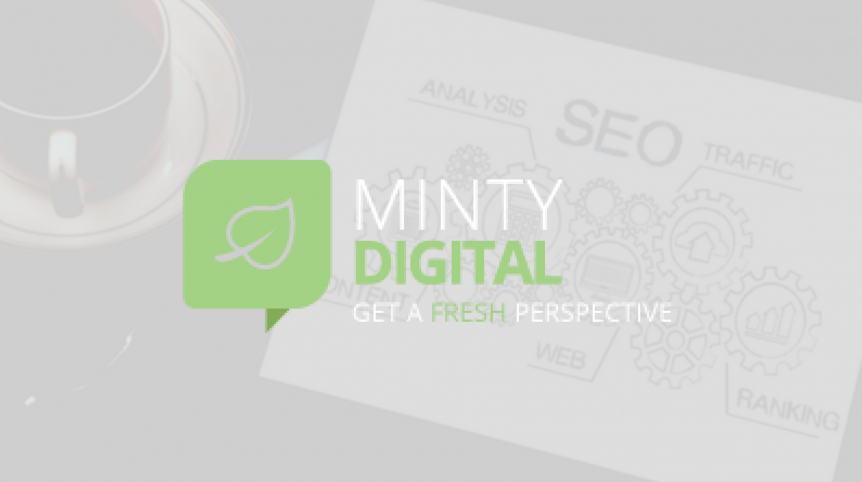 minty digital seo ppc email marketing partner client customer content marketing environmental services